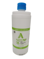 Alcool Gel Antisséptico 70%  500ml