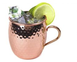 Caneca Moscow Mug Rose Gold 700ml