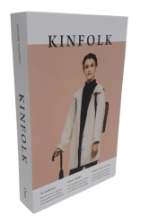 "Livro Fake Decorativo ""KINFOLK"""